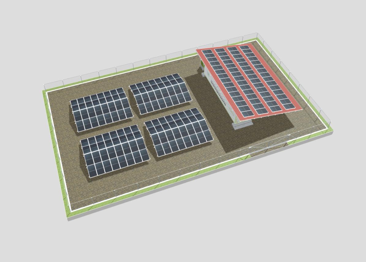 Solar Off-Grid-Modell elektrifiziert Belizes Dörfer